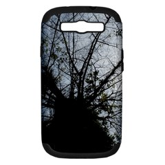 An Old Tree Samsung Galaxy S III Hardshell Case (PC+Silicone)