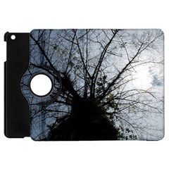 An Old Tree Apple iPad Mini Flip 360 Case