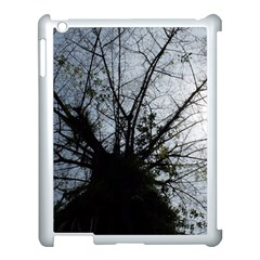 An Old Tree Apple iPad 3/4 Case (White)