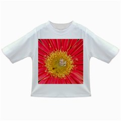 A Red Flower Baby T Shirt