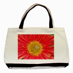 A Red Flower Classic Tote Bag
