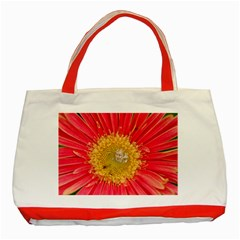 A Red Flower Classic Tote Bag (Red)