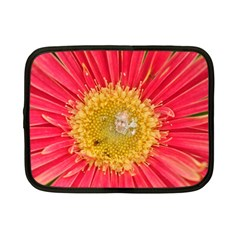 A Red Flower Netbook Case (Small)