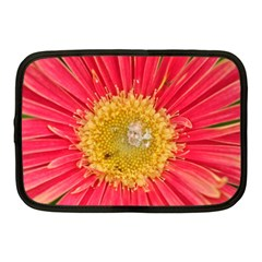 A Red Flower Netbook Case (medium)