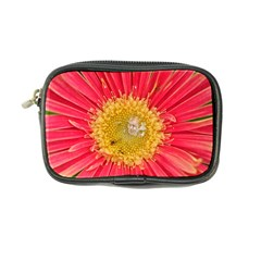 A Red Flower Coin Purse