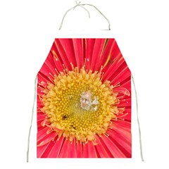 A Red Flower Apron