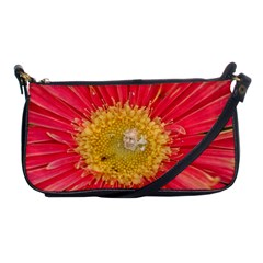 A Red Flower Evening Bag