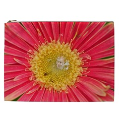 A Red Flower Cosmetic Bag (XXL)