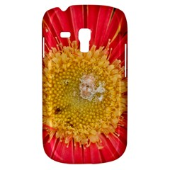 A Red Flower Samsung Galaxy S3 MINI I8190 Hardshell Case