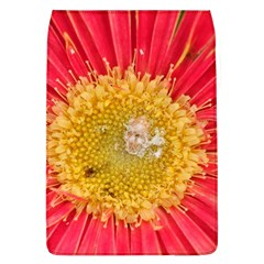 A Red Flower Removable Flap Cover (large)