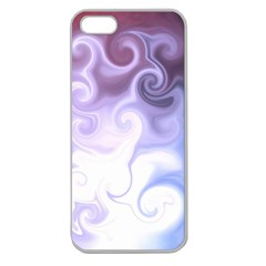 L61 Apple Seamless iPhone 5 Case (Clear)