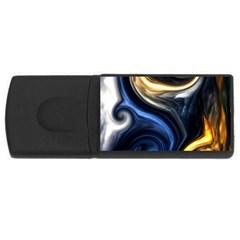 L63 4GB USB Flash Drive (Rectangle)