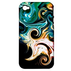 L65 Apple iPhone 4/4S Hardshell Case (PC+Silicone)