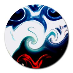 L70 8  Mouse Pad (Round)
