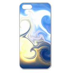 L71 Apple Seamless iPhone 5 Case (Clear)