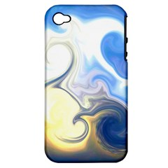 L71 Apple iPhone 4/4S Hardshell Case (PC+Silicone)