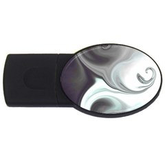 L74 4gb Usb Flash Drive (oval)