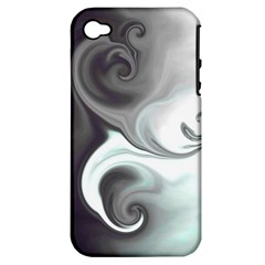 L74 Apple Iphone 4/4s Hardshell Case (pc+silicone)