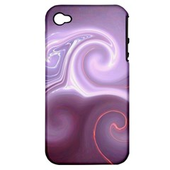 L77 Apple iPhone 4/4S Hardshell Case (PC+Silicone)