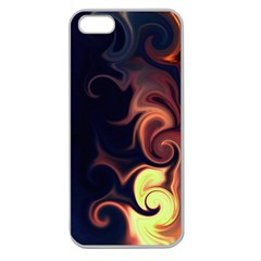 L79 Apple Seamless iPhone 5 Case (Clear)