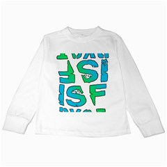 ISF & RYOT Design Kids Long Sleeve T-Shirt