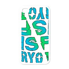 ISF & RYOT Design Apple iPhone 4 Case (White)
