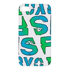 Isf & Ryot Design Apple Iphone 4/4s Hardshell Case