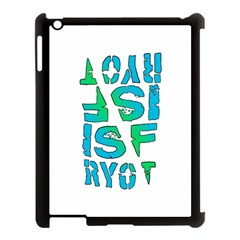 ISF & RYOT Design Apple iPad 3/4 Case (Black)
