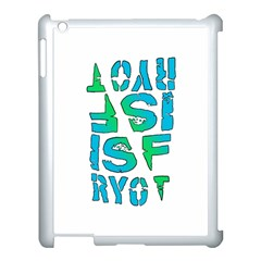 ISF & RYOT Design Apple iPad 3/4 Case (White)