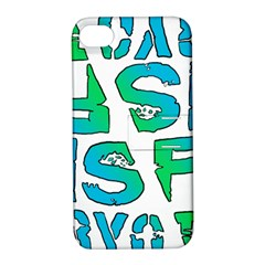 Isf & Ryot Design Apple Iphone 4/4s Hardshell Case With Stand
