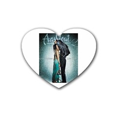 Ashiqui 2 Drink Coasters 4 Pack (heart)
