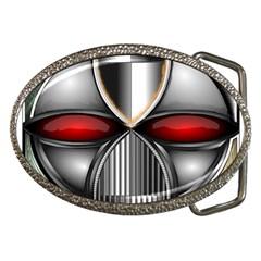 Portal Belt Buckle (Oval)