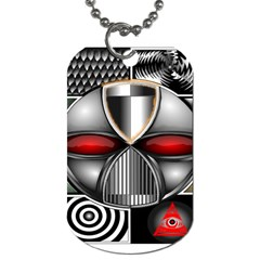 Portal Dog Tag (One Sided)