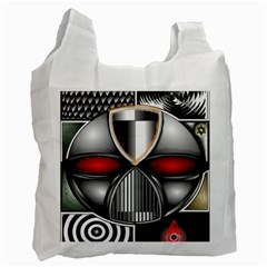 Portal Recycle Bag (Two Sides)