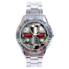 Portal Stainless Steel Watch (men s)