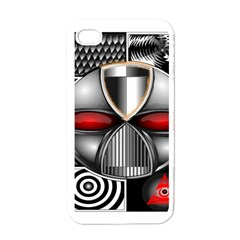 Portal Apple iPhone 4 Case (White)