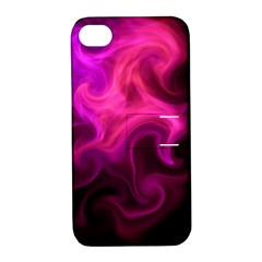L102 Apple iPhone 4/4S Hardshell Case with Stand