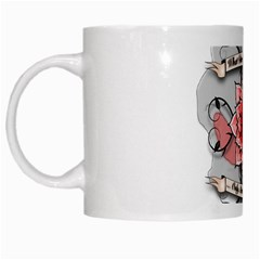 What Doesn t Kill You White Coffee Mug