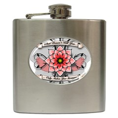 What Doesn t Kill You Hip Flask