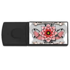 What Doesn t Kill You 1GB USB Flash Drive (Rectangle)