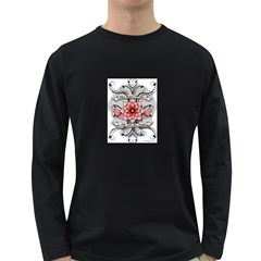 What Doesn t Kill You Mens' Long Sleeve T-shirt (Dark Colored)