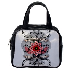 What Doesn t Kill You Classic Handbag (One Side)