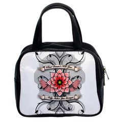 What Doesn t Kill You Classic Handbag (Two Sides)