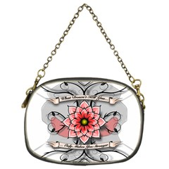 What Doesn t Kill You Chain Purse (Two Side)