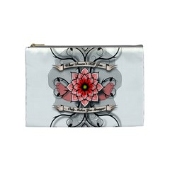 What Doesn t Kill You Cosmetic Bag (Medium)