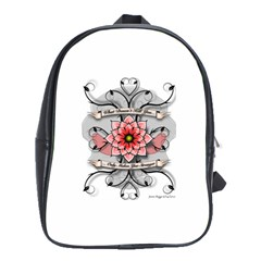 What Doesn t Kill You School Bag (Large)