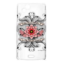 What Doesn t Kill You Sony Xperia Arc Hardshell Case