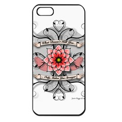 What Doesn t Kill You Apple iPhone 5 Seamless Case (Black)