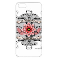 What Doesn t Kill You Apple Iphone 5 Seamless Case (white)