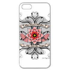 What Doesn t Kill You Apple Seamless iPhone 5 Case (Clear)